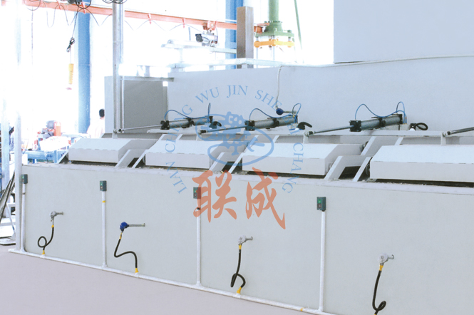 Electric Heat Mould Furnace